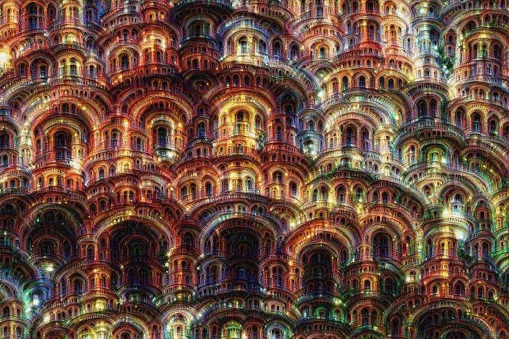 Image generated through generative adversarial learning.
