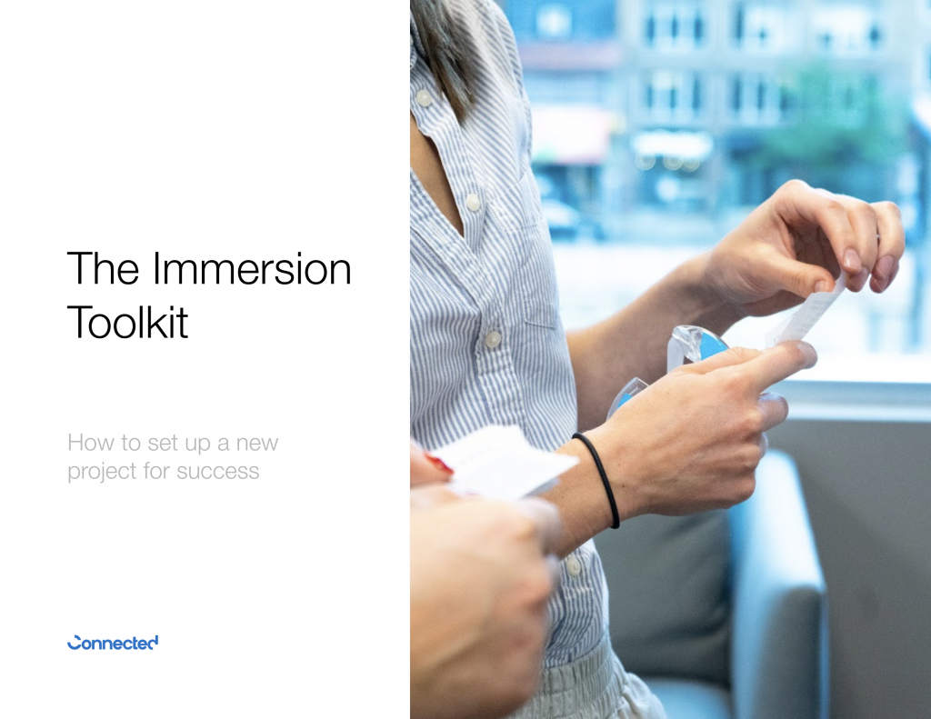 The Immersion Toolkit